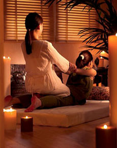 thai massage hong kong